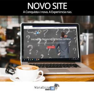 Conheça nosso novo Site
