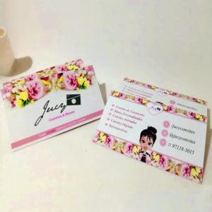 Jucy-Convites-Cartão de visitas