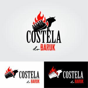 Logo - Costela do Baruk